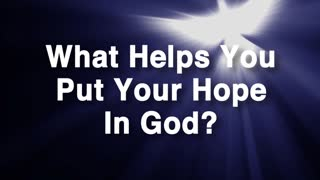 My Hope - A Video By Jesus Daily
