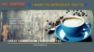 The Best higher ground coffee great commission coffee