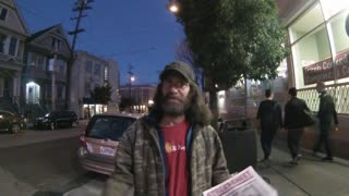 GoPro camera offers first-hand look on homeless life - Video