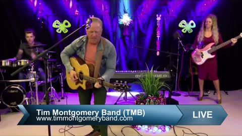 A Little Kindness Goes A Long Way! Tim Montgomery Band Live Program #386