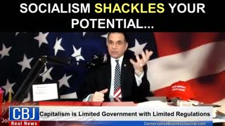 John Di Lemme Shares How Socialism Shackles Your Potential