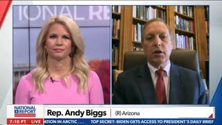 Congressman Biggs talks about tensions between AZ Governor Doug Ducey and President Trump