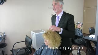 MAKEOVER! I Look Like Me! by Christopher Hopkins, The Makeover Guy® - Video