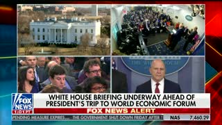 McMaster Tears Apart Reporter After He Claims That Trump Hasn't Addressed Human Rights Issues - Video