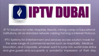 IPTV Dubai - Video