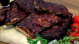 How to make spare ribs from scratch - Video