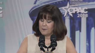 Karen Pence Opens Up at CPAC, Tells Stories About Mike Pence's Personal Life - Video