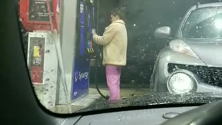 Greenville Girl Can't Get Gas