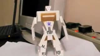 Transformer on Marlboro !!! - Video