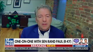 Sen. Paul Discusses Impeachment and Wasteful Government Spending - February 5, 2021