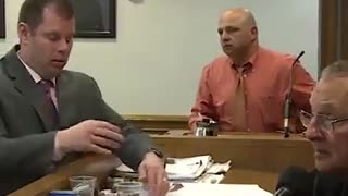 Watch How Judge Handles This Man Who Has Been Arrested 40 Times And Won't Shut Up - Video
