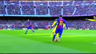Leo Messi amazing Turn - Video