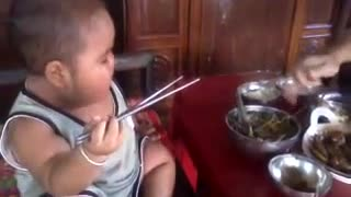 My nephew - So kute - Video