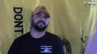 Patriot Prayer Joey Gibson On The Hell Shaking Street Preachers - Video