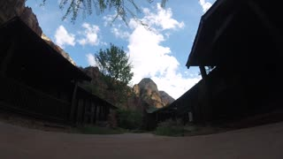 Zion Cabin Time Lapse