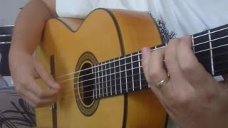 Flamenco Guitar, Fandangos - Video