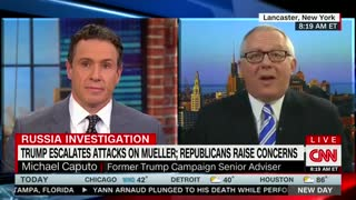 Michael Caputo warns Trump about meeting with Mueller