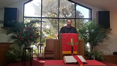 Livestream - July 24, 2021 - Royal Palm Presbyterian Church