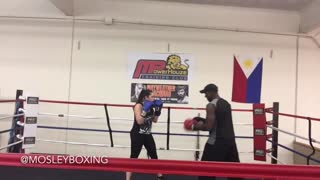 Boxing and Self - Defense Training - TUTORIAL - How To Evade Straight Punches