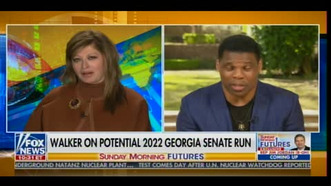"""Stay Tuned It's Going to be Exciting"" - Herschel Walker Teases Senate Run in Georgia"