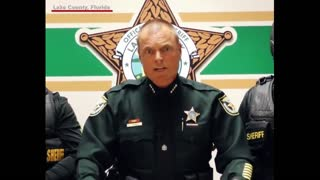Lake County Florida Sheriff Has A Strong Message For Heroin Dealers - Run! - Video