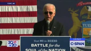 "Joe Biden: ""Barack And I Think It's A Right For People To Have Badakathcare"""