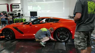 ZR1 Corvette Dyno Fail