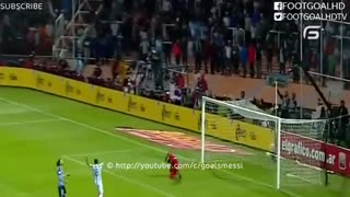 VIDEO: Lionel Messi Goal vs Uruguay - Video