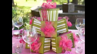 Party Centerpiece Decorations - Video