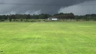 Tornado Watch in Molino, Florida - Video