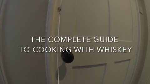 Complete Guide to Cooking with Whiskey