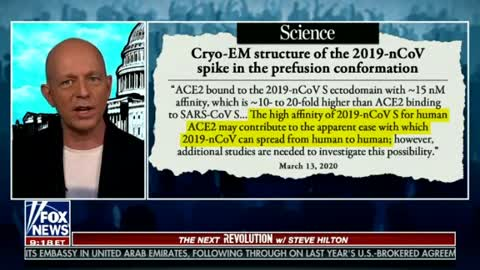 Fauci Is Directly Responsible for Funding Studies that Resulted in COVID