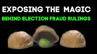 Exposing the magic behind voter fraud