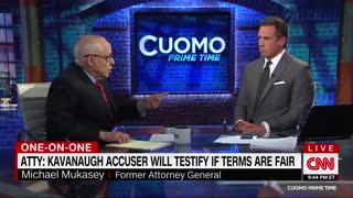 Former AG throws Chris Cuomo for a loop with facts, logic and serious grilling