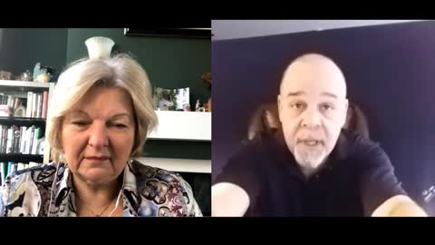 Dr Sherri Tenpenny and Christopher James, Part 2