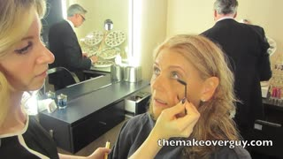 MAKEOVER! Long Grey Hair to Sexy Strawberry Blonde by Christopher Hopkins, The Makeover Guy - Video