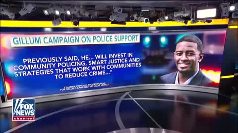Florida Democratic candidate for governor signs anti-police pledge