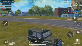 Car Drop Party In Pubg Game