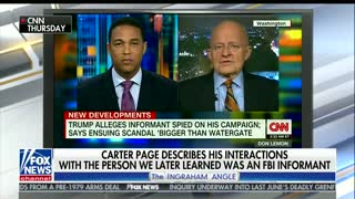 Fmr Trump campaign advisor Caputo claims second informant approached him - Video