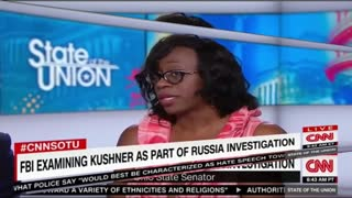 Democrat says No One is Asking about Russia