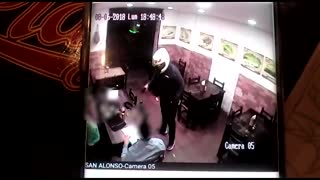 Asalto en San Alonso. Capturados artacadores. - Video