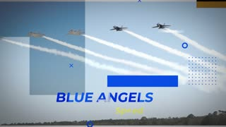 Blue Angels Practice Promo