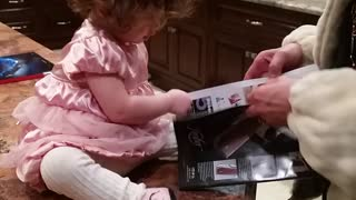 Baby's first words are not what you would expect! - Video