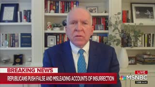 Former CIA Director John Brennan Says He's 'Increasingly Embarrassed To Be A White Male'