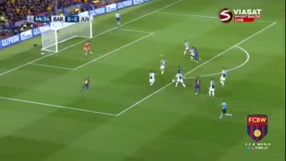 Golazo de Messi vs Juventus - Video