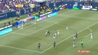 Golazo de Neymar vs Juventus (2-0) - Video