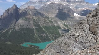 Lake O'Hara Alpine Circuit, Yoho National Park, BC, Canada - Video