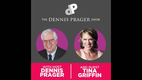 "Should you homeschool your kids?"" Tina Marie Griffin on The Dennis Prager Show!"