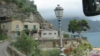 journey and visiting in italy cities  - Video