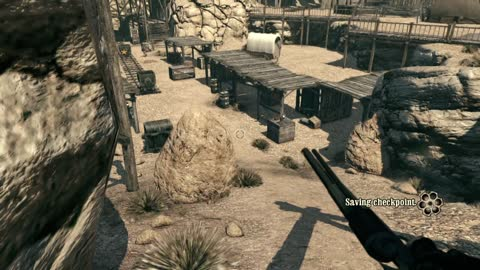 Call of Juarez: Bound in Blood pt 4